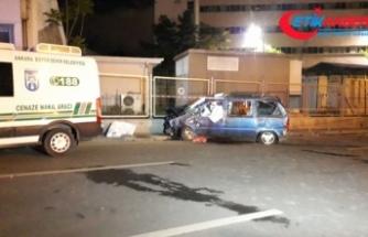 Asker eğlencesi dönüşü feci kaza: 2 ölü