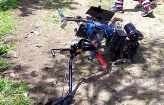 Ayağını çapa makinesine kaptıran çiftçi hayatını kaybetti