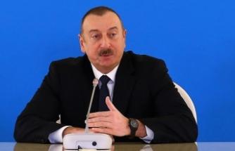 Cumhurbaşkanı Aliyev yarın Türkiye'ye gelecek