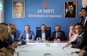 """Başbakan Yardımcısı Çavuşoğlu'ndan """"CHP-İYİ Parti ittifakı"""" yorumu"""