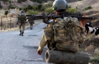 Bitlis'te 1 terörist etkisiz hale getirildi!