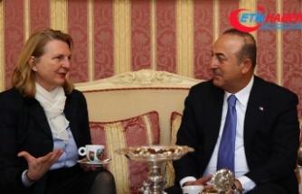 Çavuşoğlu Avusturyalı mevkidaşıyla telefonda görüştü