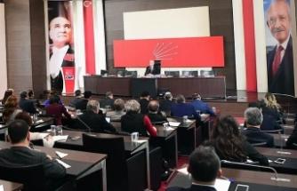 CHP'de ittifak çalışmaları için Kılıçdaroğlu'na tam yetki verildi