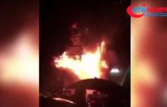 Çin'de eğlence mekanında yangın: 18 ölü, 5 yaralı