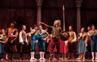 'Don Kişot' balesi Zorlu PSM'de sahnelendi