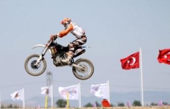 Dünyanın en önemli motokrosçuları Afyon'da buluşacak