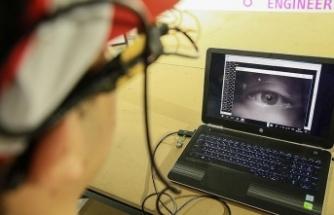 Engellilere gözle bilgisayar kullandıran yazılım geliştirdi