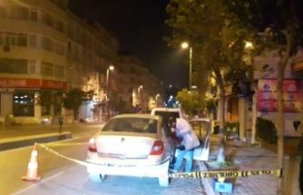 Fatih'te aracını vermek istemeyen sürücü bıçaklandı: 1 ölü