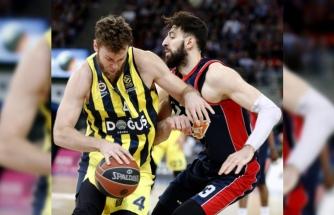 Fenerbahçe Doğuş, Final Four'da