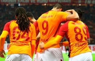 Galatasaray, Beşiktaş derbisine 11 yabancı ile çıkacak