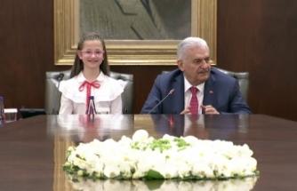 İşte son çocuk Başbakan