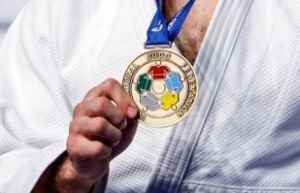 Judoda Ümit Erkekler Afrika Kupası'da Türkiye şampiyon oldu