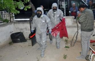 Karaman'da 8 öğrenci cıva zehirlenmesi şüphesiyle Ankara'ya sevk edildi
