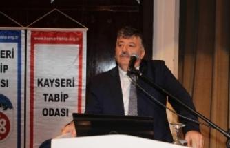 Kayseri'de yeni üniversiteye 'Alparslan Türkeş' adı önerisi
