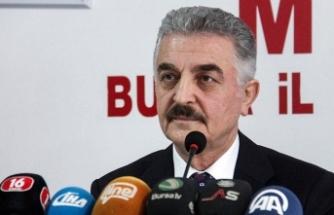MHP'li Büyükataman: Enver Altaylı camiamız için dalından kopmuş bir yaprak dahi değildir