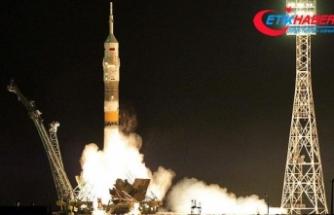 Rusya askeri uydu fırlattı