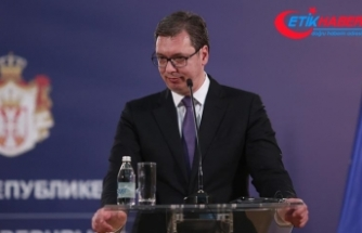 'Sırbistan Cumhurbaşkanı 7 Mayıs'ta Türkiye'ye gelecek'