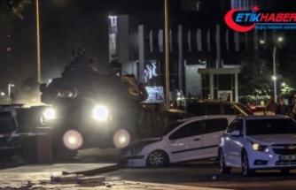 'Tanklar gerekirse ateş ede ede nizamiyeden çıkacak'
