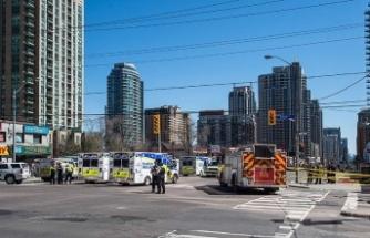Toronto'da araç yayaların arasına girdi: 9 ölü