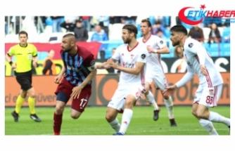 Trabzonspor, DG Sivasspor'a 2-0 Kaybetti