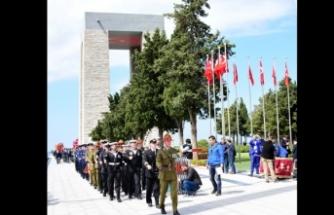 Türk ve Anzak torunları 103 yıl sonra atalarının huzurunda