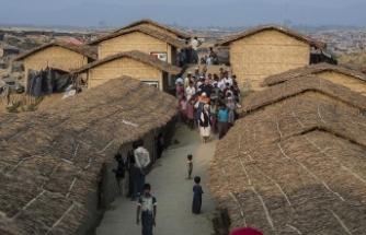 Türkiye Arakan kamplarında dikiş ve sabun atölyesi açacak