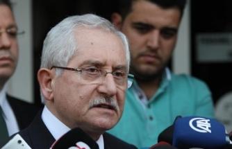 YSK Başkanı Güven: Yasal süreç içinde çalışmalarımızı yürütüyoruz