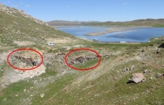 2660 yıl önce inşa edilen baraj gölü