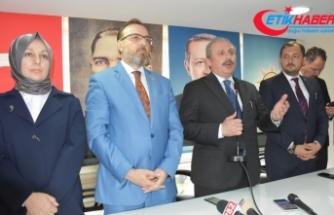 AKP'li Şentop: Gündemde yeni il yok