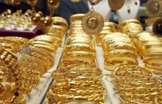 Gram altın 2 hafta sonra değer kazandı