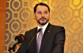 Bakan Albayrak: Bölgedeki her türlü tehdide rağmen Türkiye büyüme rekoru kırdı