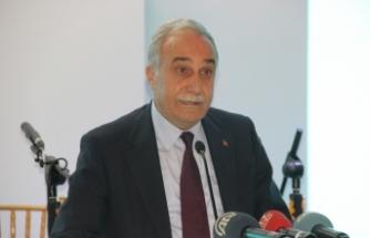 Bakan Fakıbaba: Biz o kadar güzel şeyler yaptık ki herkes adına yaptık