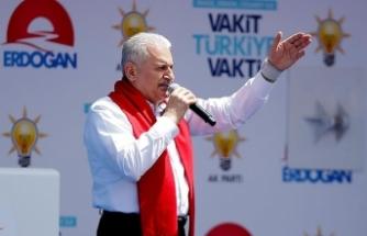 """""""Türkiye demek insanlık demektir"""""""