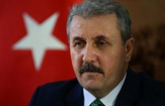 """HDP'nin barajı aşmaması lazım"""