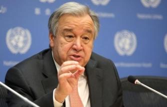 """BM Genel Sekreteri: """"Gazze savaşın eşiğinde"""""""