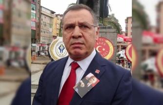 CHP Rize İl Başkanı istifa etti