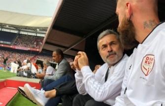Fenerbahçe'nin eski yıldızı Kuyt'tan görkemli veda