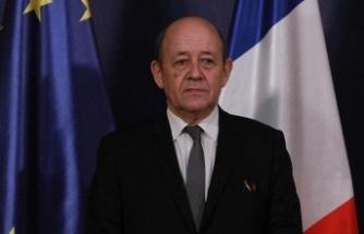 Fransa Dışişleri Bakanı: Bölgede savaş riski var