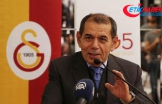Galatasaray başkan adayı Özbek: Çok adaylılık Galatasaray'ın zenginliğinin göstergesi