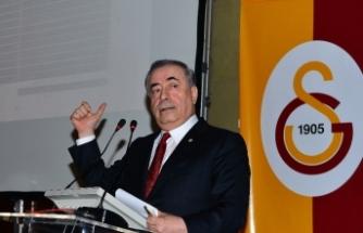 """""""Galatasaray'ı Avrupa'nın da zirvesine çıkaracağız"""""""