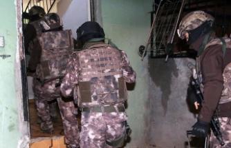 İstanbul'da terör operasyonu: 11 şüpheli gözaltında