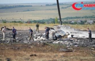 'Malezya uçağının Rus füzesi tarafından vurulduğu' tespit edildi