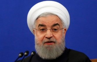 """Ruhani'den """"Yemen krizi siyasi yollarla çözülmeli"""" açıklaması"""