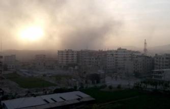 Esed ve İranlı güçler, Suriye'nin güneyinde operasyon başlattı
