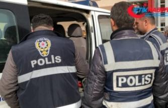 UBER sürücüsünü tehdide 2 gözaltı