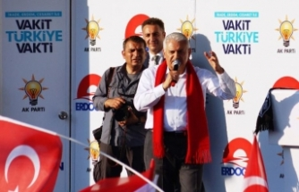 """Başbakan Yıldırım'dan CHP'li İnce'ye """"Menderes"""" eleştirisi"""