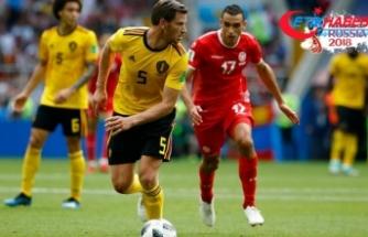 Belçika 3 puanı 5 golle aldı