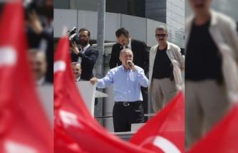 Cumhurbaşkanı Erdoğan: Terör örgütü ile bunlar el ele, kol kola yürümediler mi?