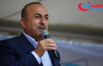 Dışişleri Bakanı Çavuşoğlu: F-35'lerin Türkiye'ye gelmesi 2020'de olacak