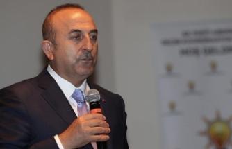 Dışişleri Bakanı Mevlüt Çavuşoğlu: Bu süreçte YPG'liler Münbiç'ten çıkartılacak